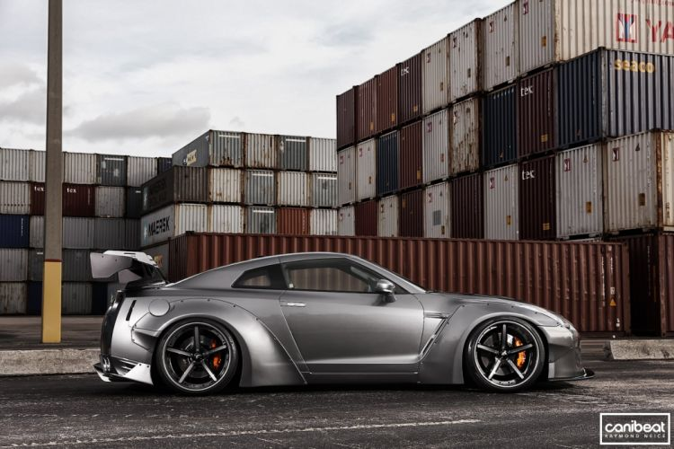 Nissan GTR-35 Exclusive Motoring cars coupe modified wallpaper