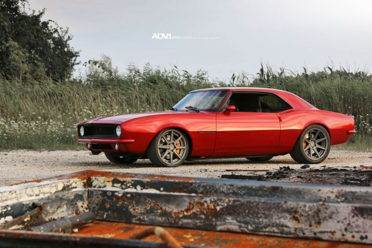 ADV1 WHEELS GALLERY CHEVROLET CAMARO-rs 1969 cars coupe wallpaper