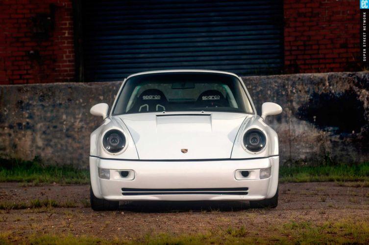 1984 Porsche 911 coupe cars modified wallpaper