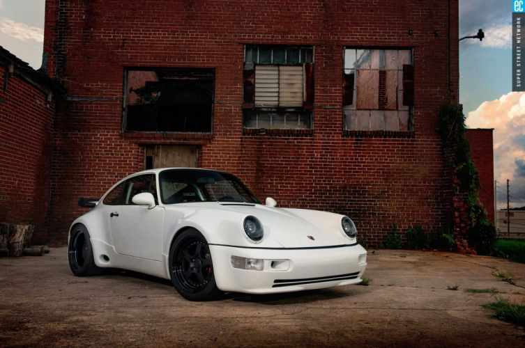1984 Porsche 911 coupe cars modified wallpaper
