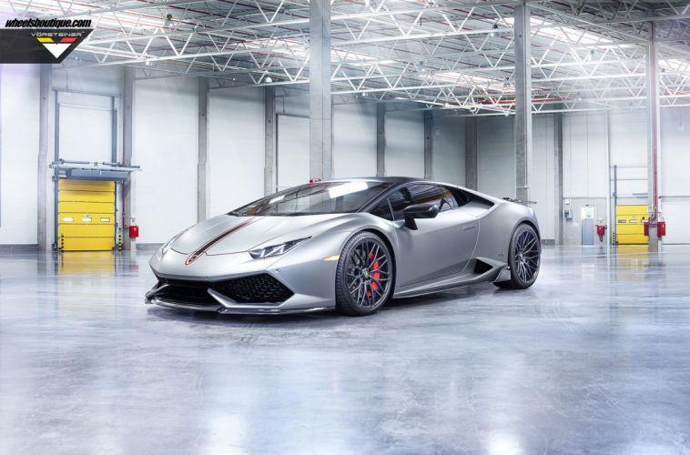 Lamborghini Huracan Vorsteiner Verona Edizione coupe cars wallpaper