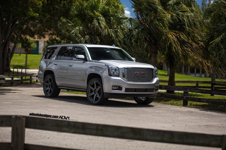 GMC Yukon Denali cars suv adv1 wheels wallpaper