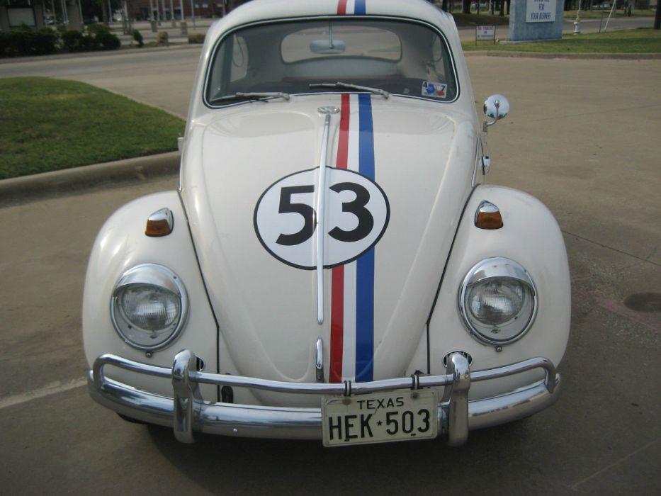 VOLKSWAGON BEETLE bug custom herbie race racing wallpaper