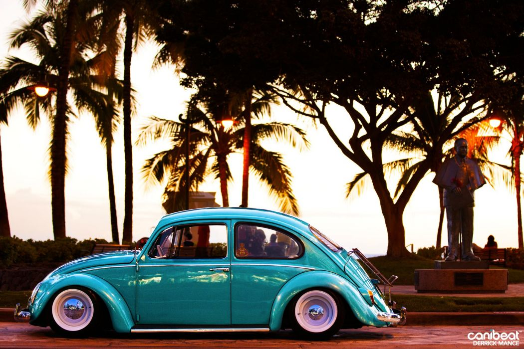 VOLKSWAGON BEETLE bug custom lowrider socal tuning wallpaper