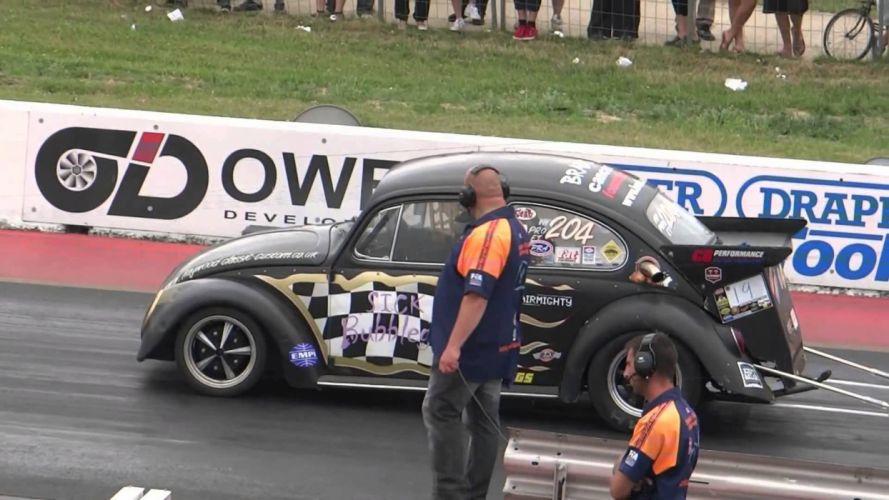 VOLKSWAGON BEETLE bug custom tuning hot rod rods drag race racing wallpaper