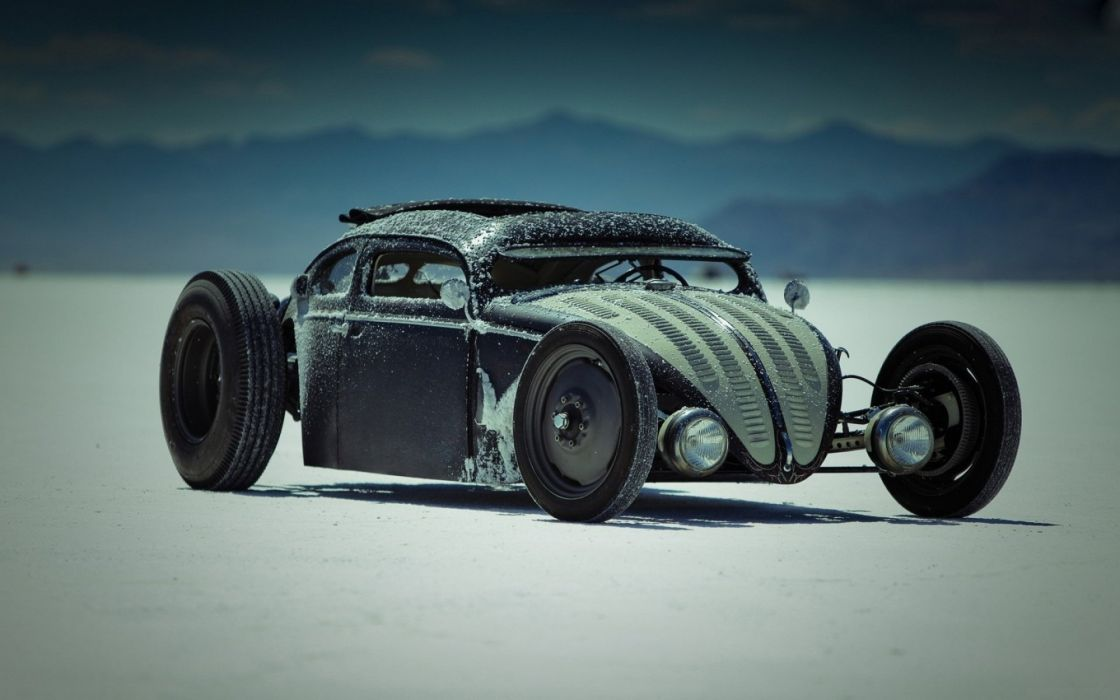 VOLKSWAGON BEETLE bug custom lowrider socal tuning race racing hot rod rods wallpaper