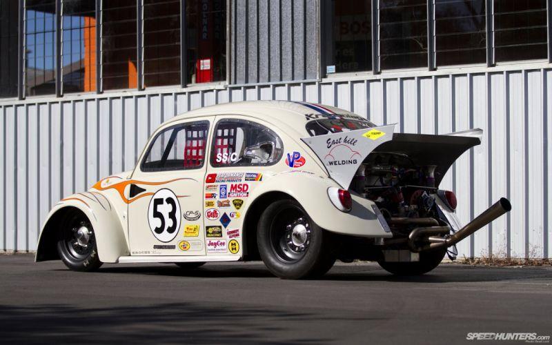 VOLKSWAGON BEETLE bug custom lowrider socal tuning race racing hot rod rods drag wallpaper