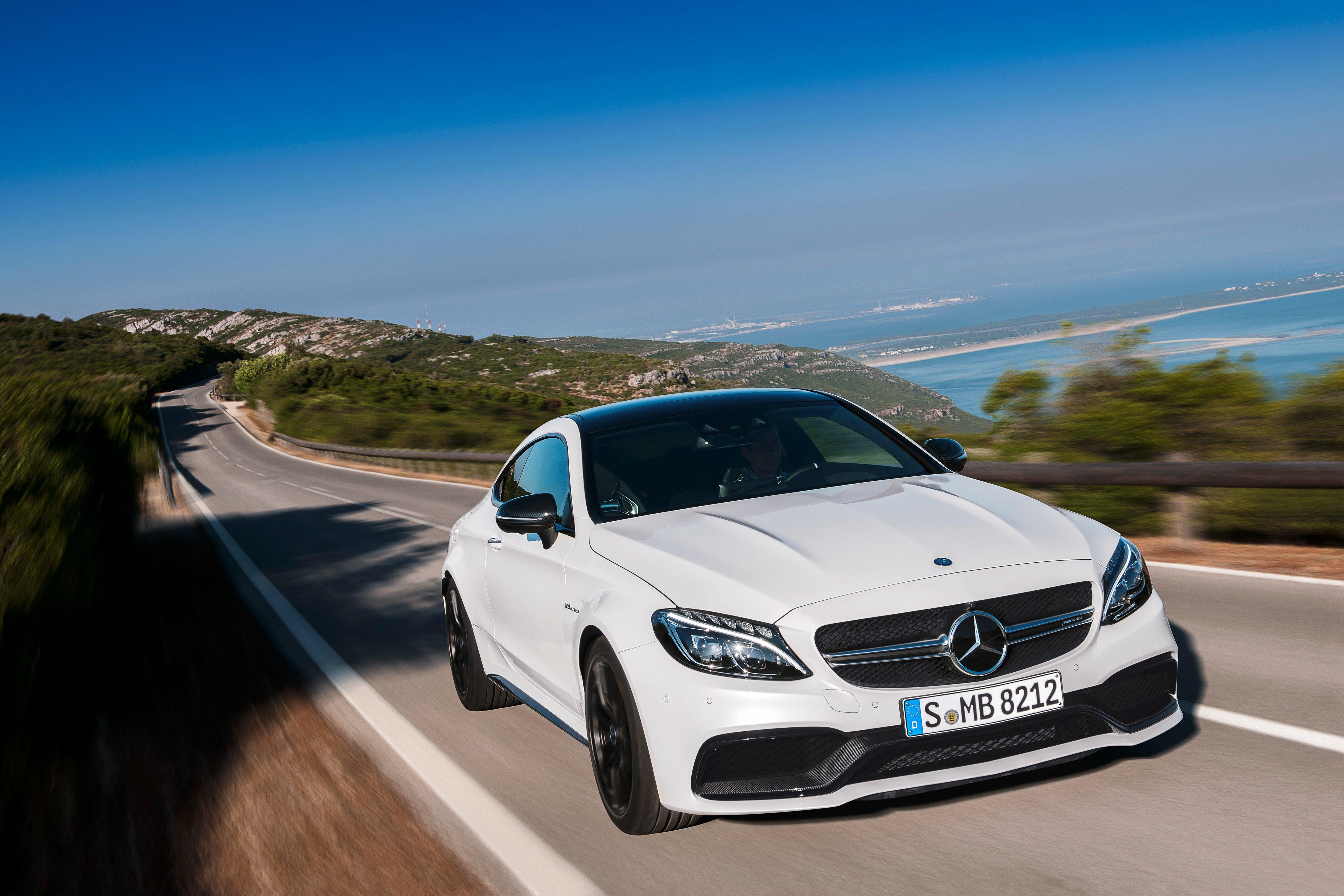 2015 mercedes amg c63 s coupe c205 benz luxury wallpaper 4096x2731 782335 wallpaperup - Mercedes c63 amg coupe 2015 ...