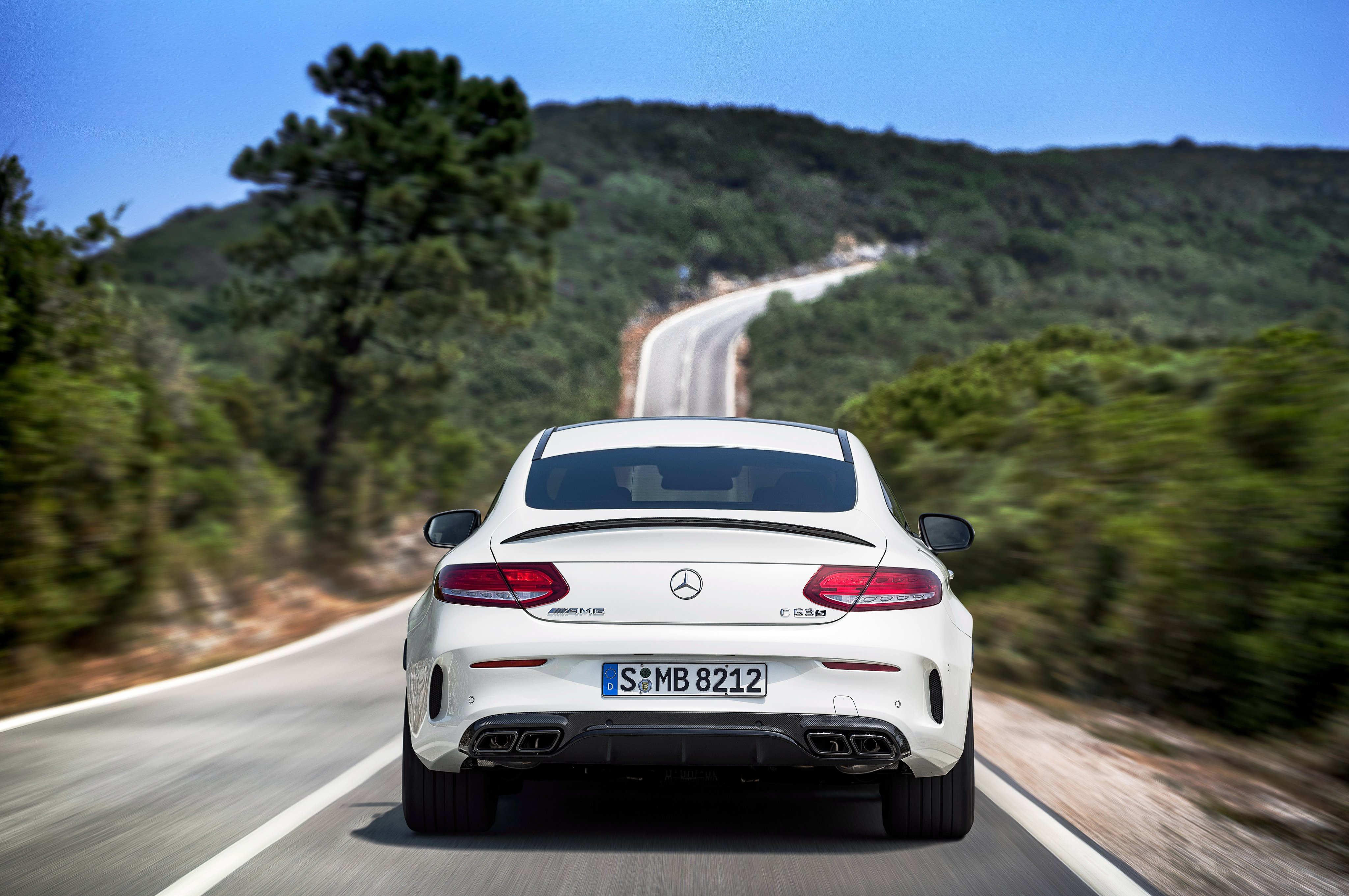 Mercedes amg c 63 s coupe edition 1 2016 wallpapers and hd images - 2015 Mercedes Amg C63 S Coupe C205 Benz Luxury Wallpaper