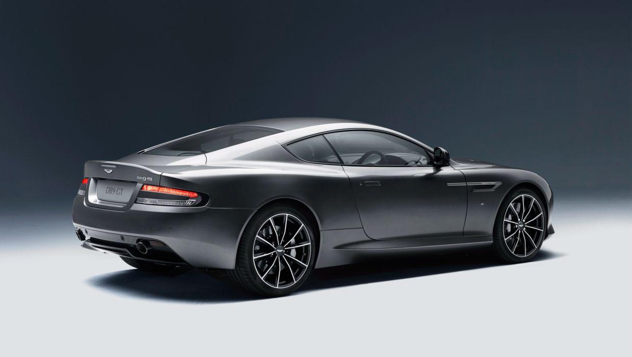 2015 Aston Martin DB9 G-T UK-spec wallpaper
