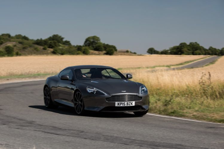 2015 Aston Martin DB9 G-T UK-spec wallpaper