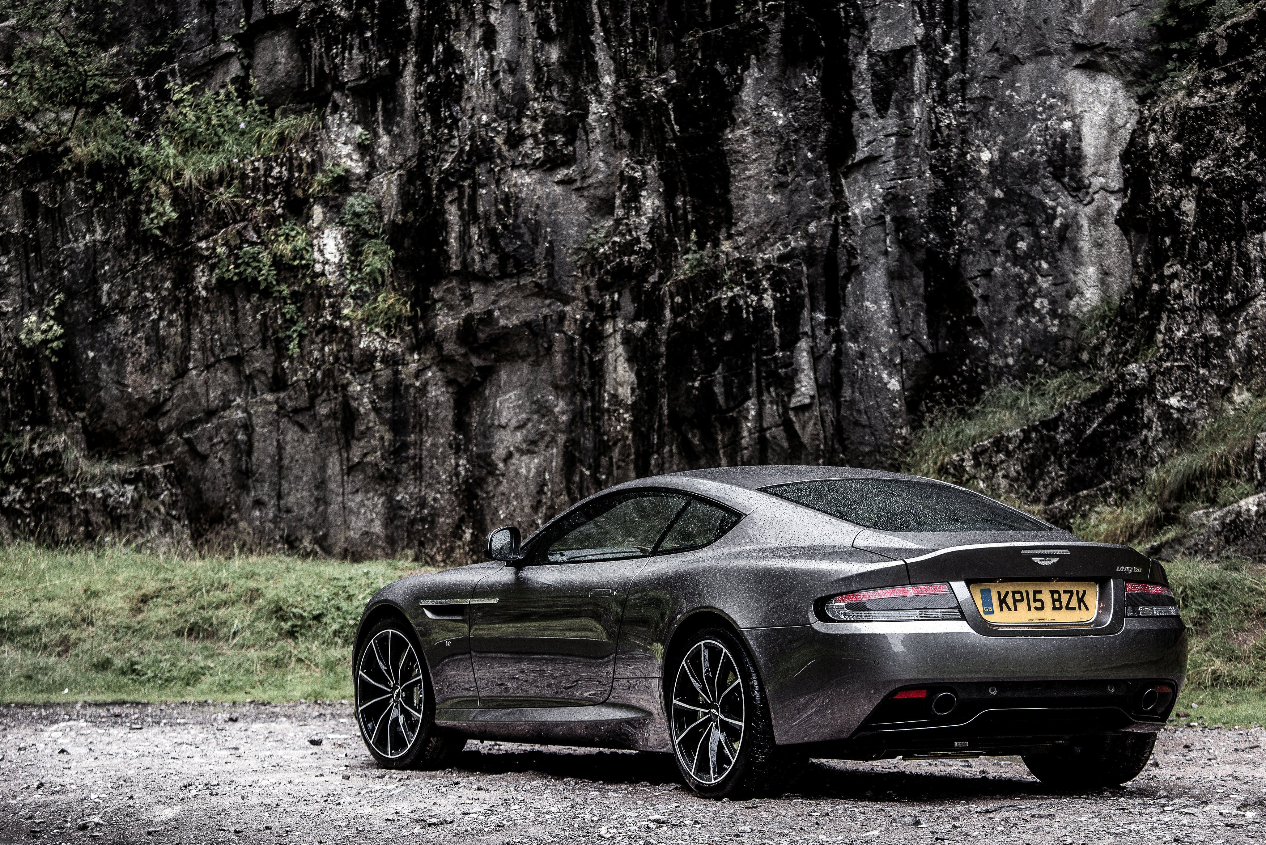2015 aston martin db9 g-t uk-spec wallpaper | 4096x2735 | 782384