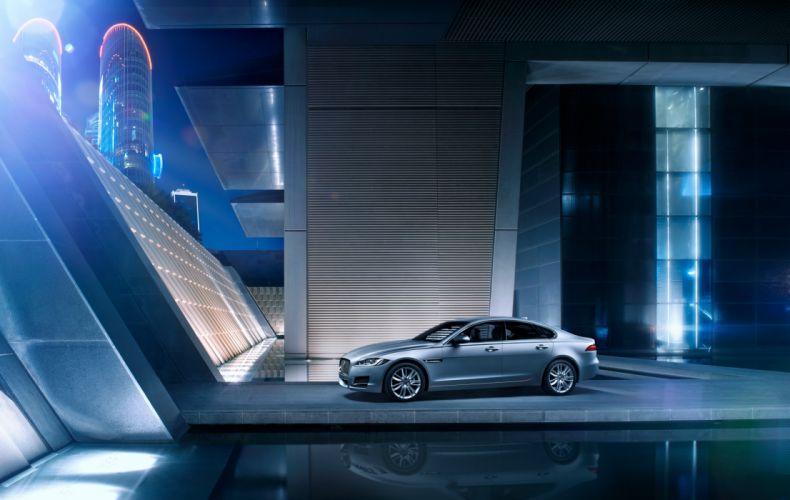 2015 Jaguar X-F Prestige luxury wallpaper