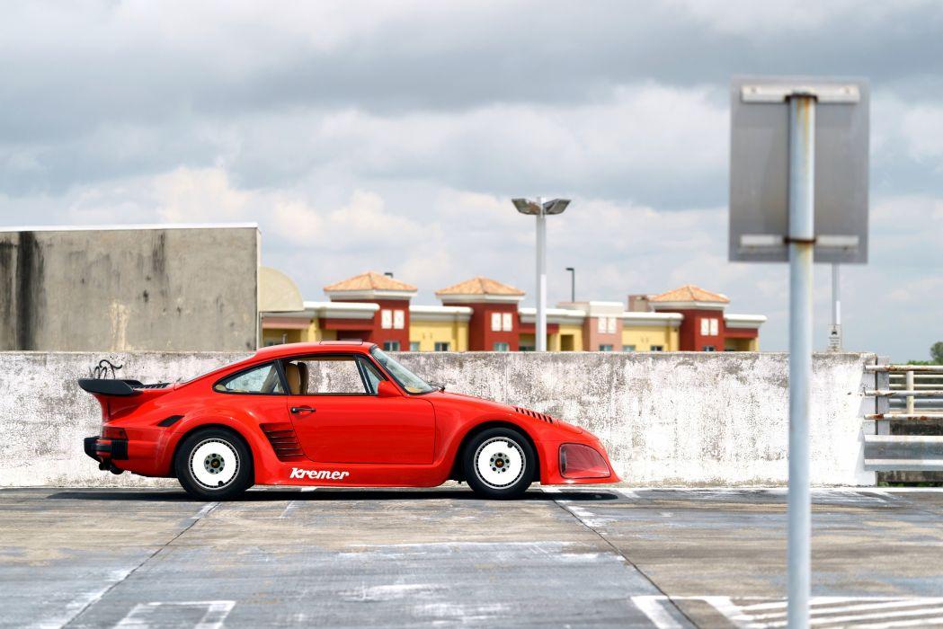 1986 Porsche 935 Kremer K-2 supercar wallpaper