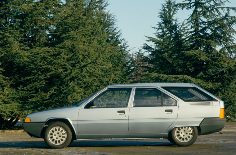 1986 Citroen BX19 D-Break Bertone stationwagon wallpaper