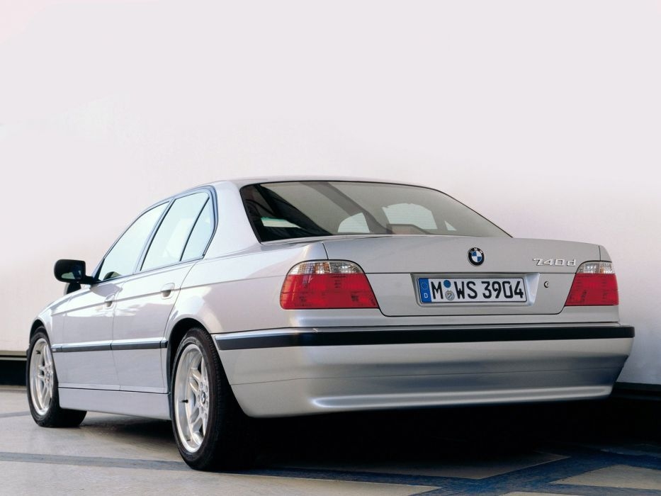 1999-01 BMW 740d E38 wallpaper