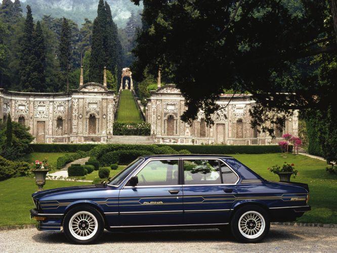 1982 Alpina B7S Turbo E12 wallpaper
