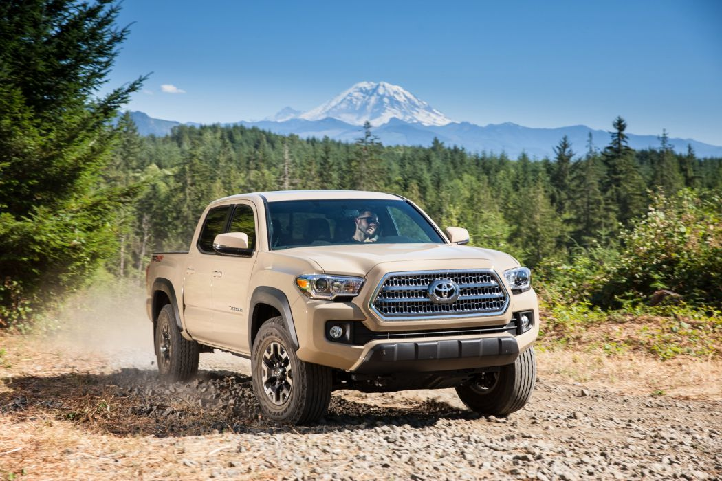 2016 Toyota Tacoma Trd Offroad Double Cab Pickup 4x4