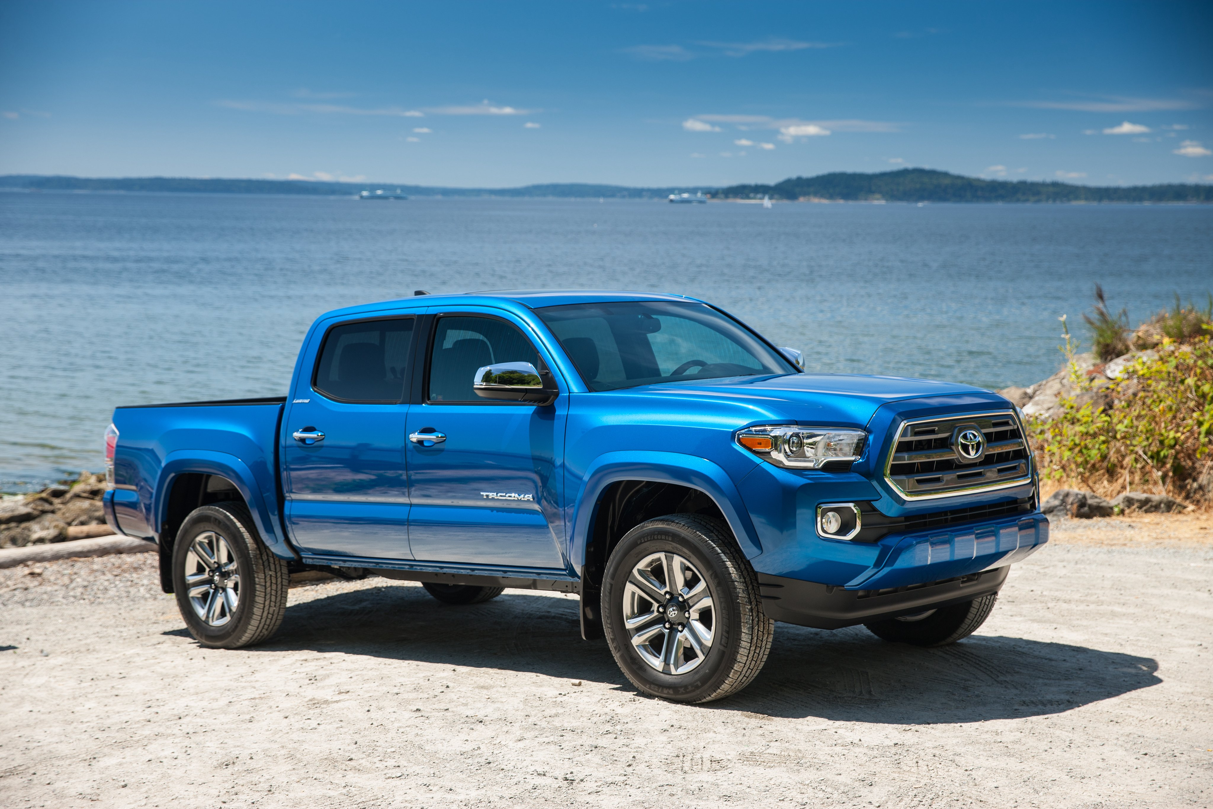 2016 toyota tacoma limited doublecab pickup 4x4 wallpaper. Black Bedroom Furniture Sets. Home Design Ideas