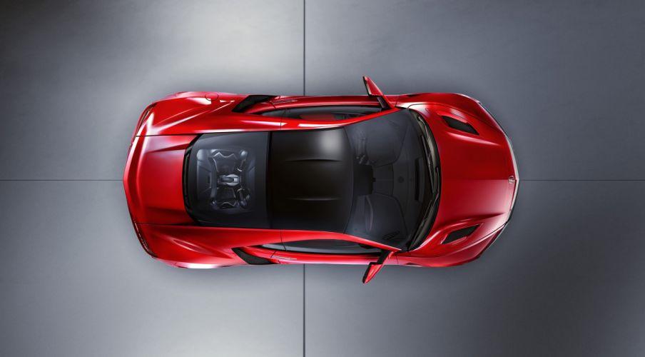 2016 Acura NSX supercar wallpaper