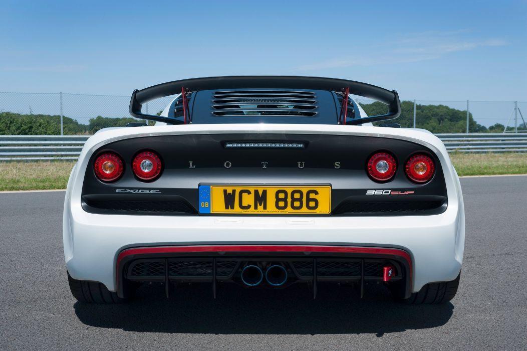 2015 Lotus Exige 360 Cup supercar race racing wallpaper
