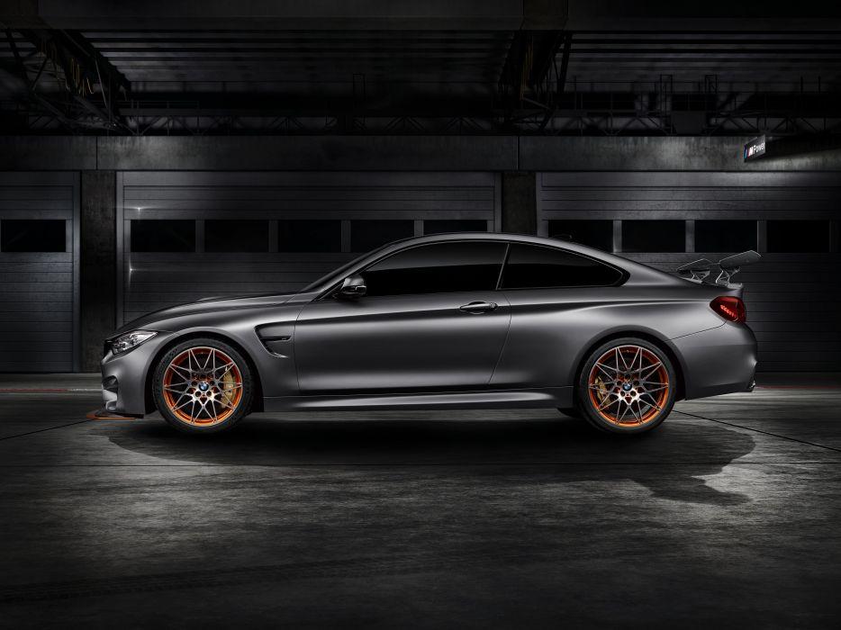 2016 BMW Concept M-4 GTS F82 wallpaper