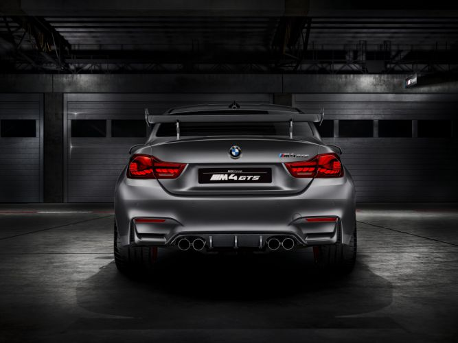 2016 BMW Concept M-4 GTS F82 wallpaper
