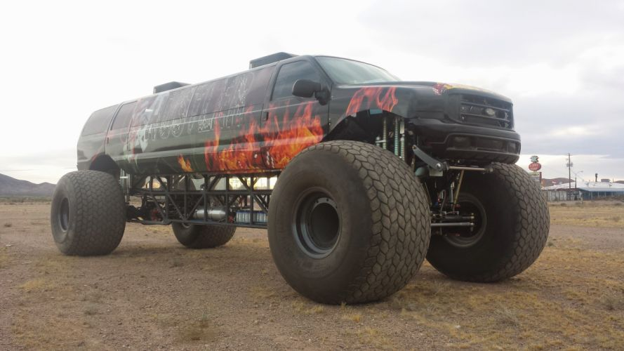 MONSTER-TRUCK monster truck 4x4 offroad custom hot rod rods race racing wallpaper