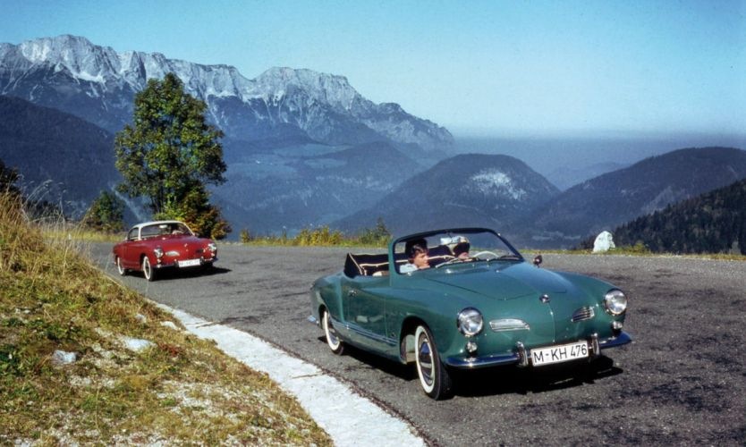 VOLKSWAGEN KARMANN GHIA volkswagon wallpaper