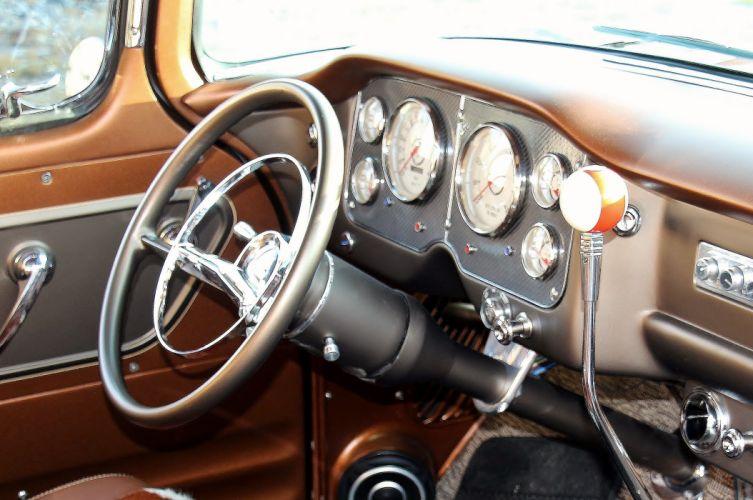 1957 GMC 100 Jimmy pickup custom hot rod rods retro lowrider g wallpaper