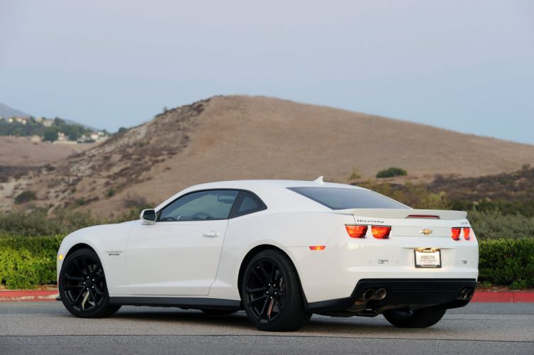 2012 Hennessey Chevrolet Camaro ZL1 HPE700 muscle wallpaper