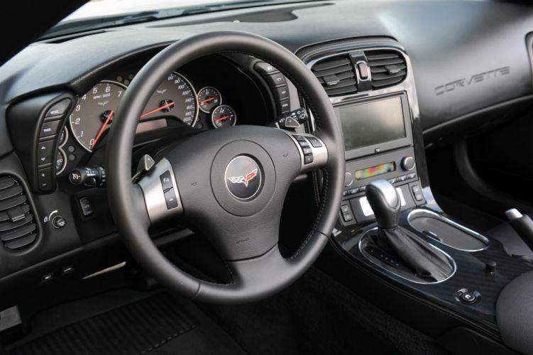 2013 Hennessey Chevrolet Corvette Grand Sport Convertible HPE700 C-6 supercar muscle wallpaper