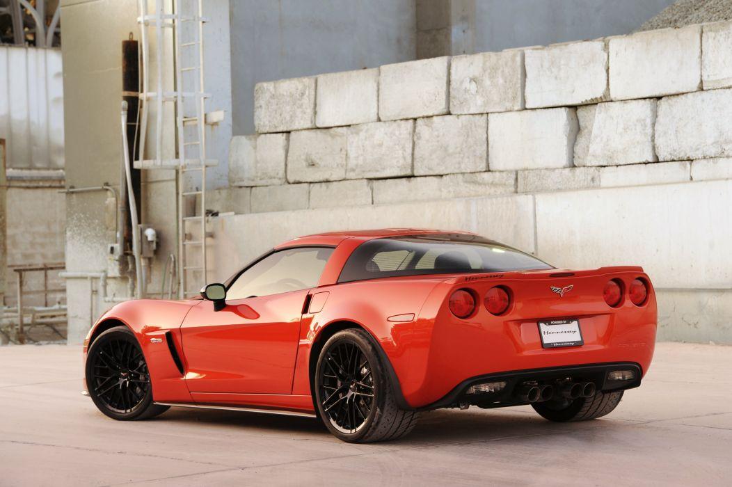 2013 Hennessey Chevrolet Corvette Z06 HPE800 C-6 supercar muscle wallpaper