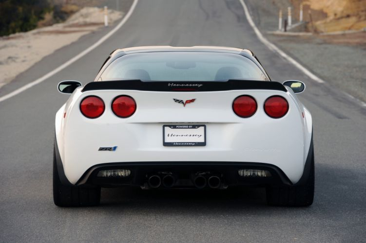 2012 Hennessey Chevrolet Corvette ZR1 ZR750 C-6 muscle supercar wallpaper