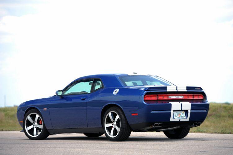 2012 Hennessey Dodge Challenger SRT8 392 HPE500 L-C muscle mopar wallpaper