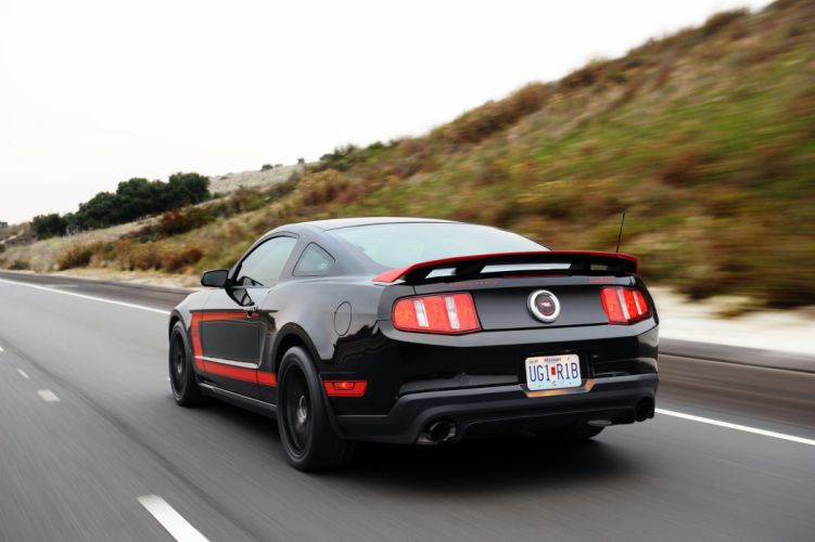 2012 Hennessey Ford Mustang Boss 302 HPE700 muscle wallpaper