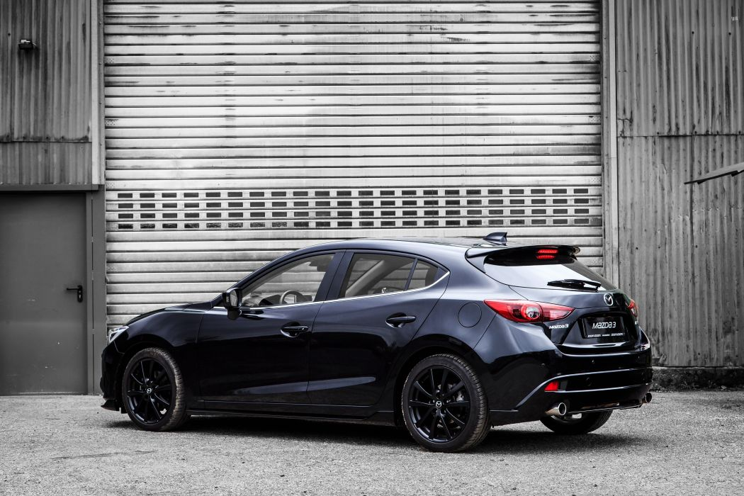2015 Mazda3 Black Limited B M Mazda Wallpaper 4096x2731 784932