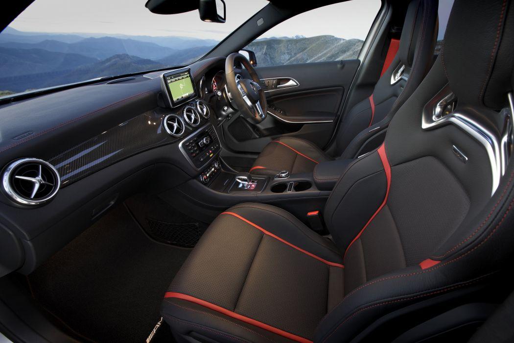 2014 Mercedes Benz GLA45 AMG 4MATIC AU-spec X156 gla wallpaper