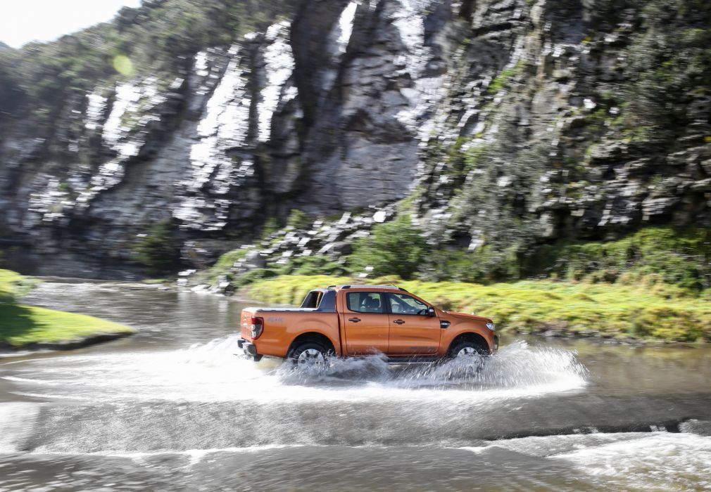 2015 Ford Ranger Wildtrak Au Spec Pickup 4z4 Wallpaper 2374x1645