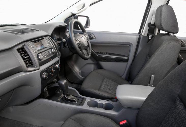 2015 Ford Ranger X-L Double Cab AU-spec pickup wallpaper