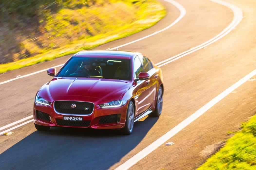 2015 Jaguar XE-S AU-spec x-e luxury wallpaper