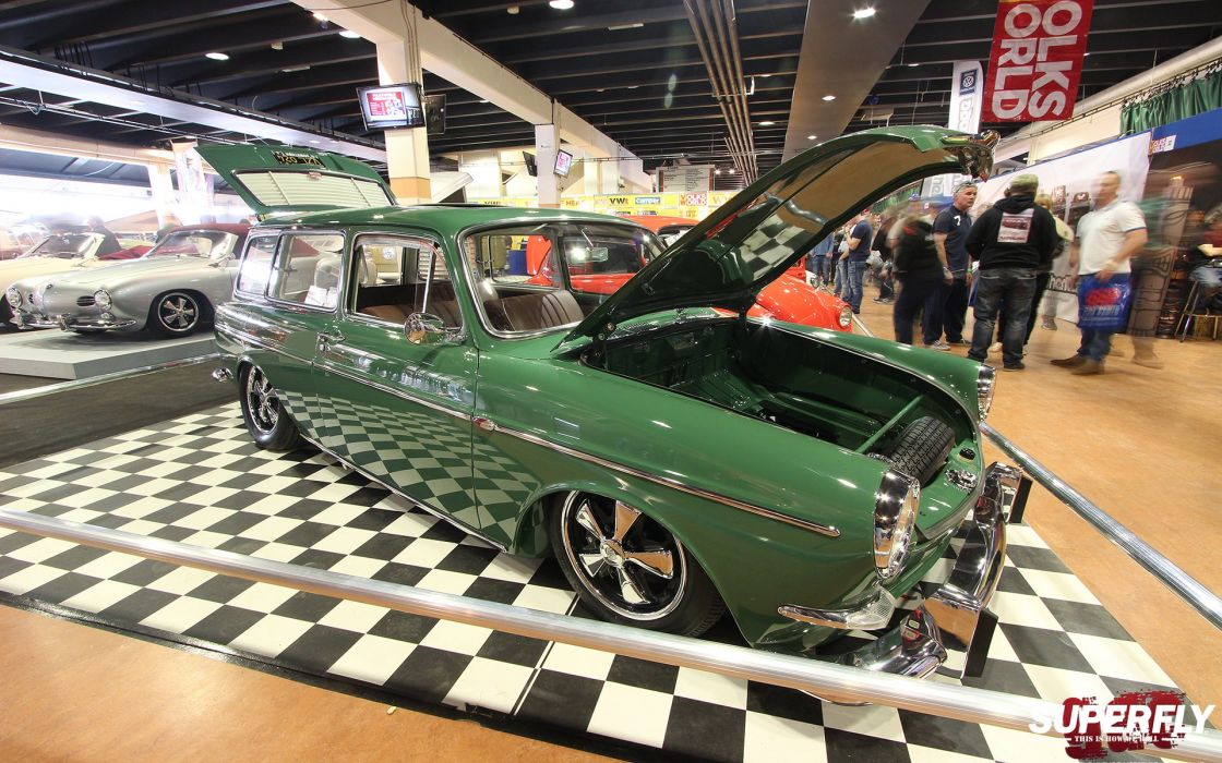 VOLKSWAGEN SQUAREBACK stationwagon volkswagon custom tuning lowrider socal wallpaper