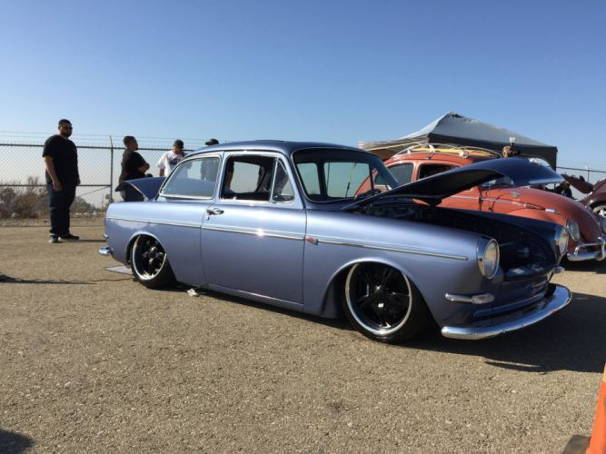 VOLKSWAGEN NOTCHBACK volkswagon custom tuning lowrider socal wallpaper