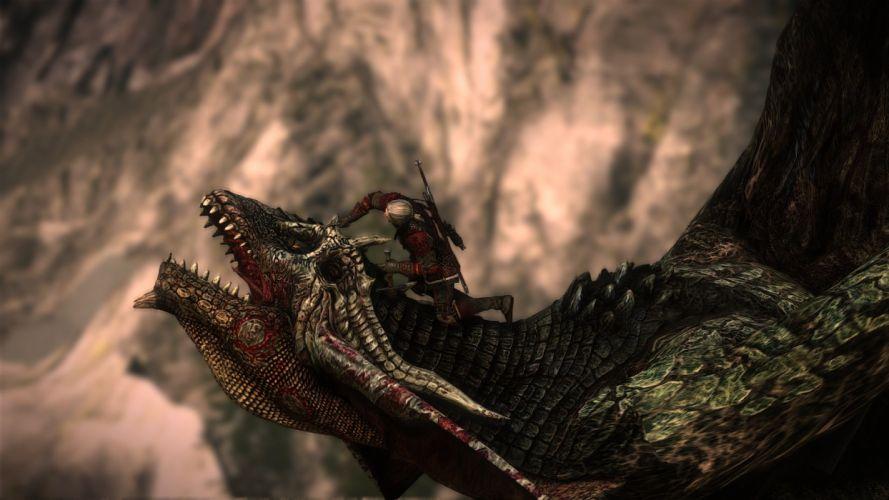 The Witcher 2 Assassins of Kings Geralt Saesenthessis wallpaper