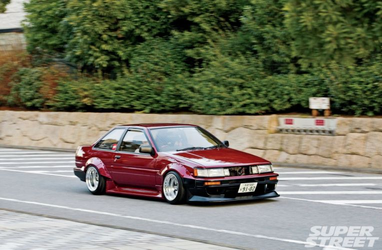 1984 toyota sprinter cars coupe modified wallpaper