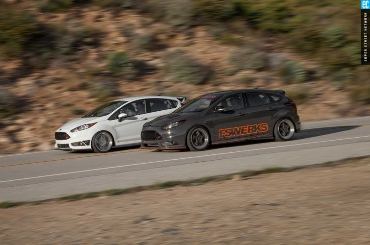 2013 ford focus cars modified wallpaper