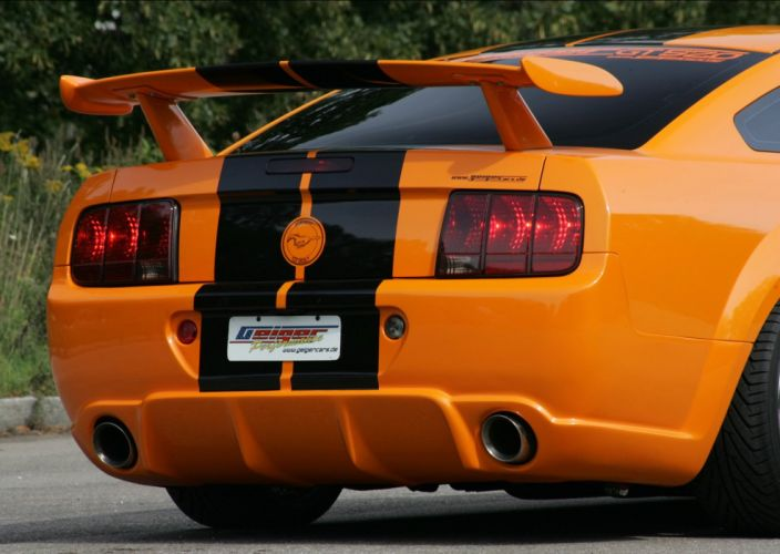 FORD MUSTANG muscle hot rod rods custom wallpaper