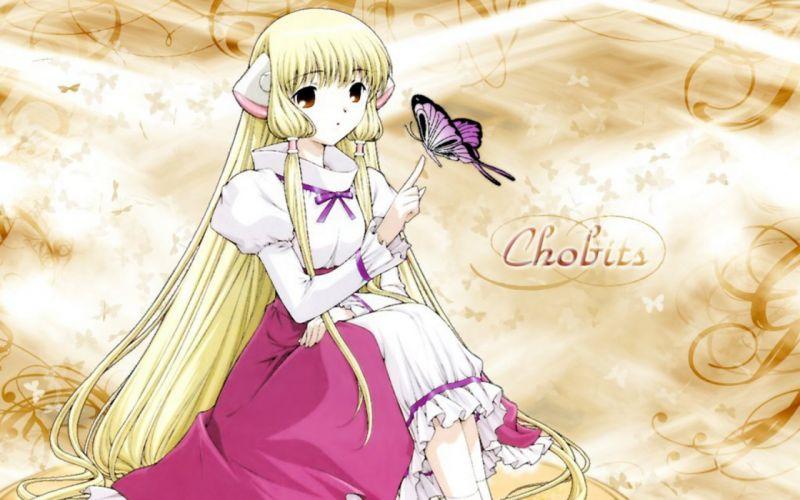 Chobits Chii wallpaper