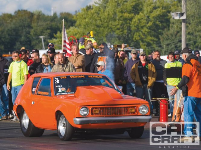 AMC GREMLIN muscle classic custom hot rod rods drag race racing wallpaper