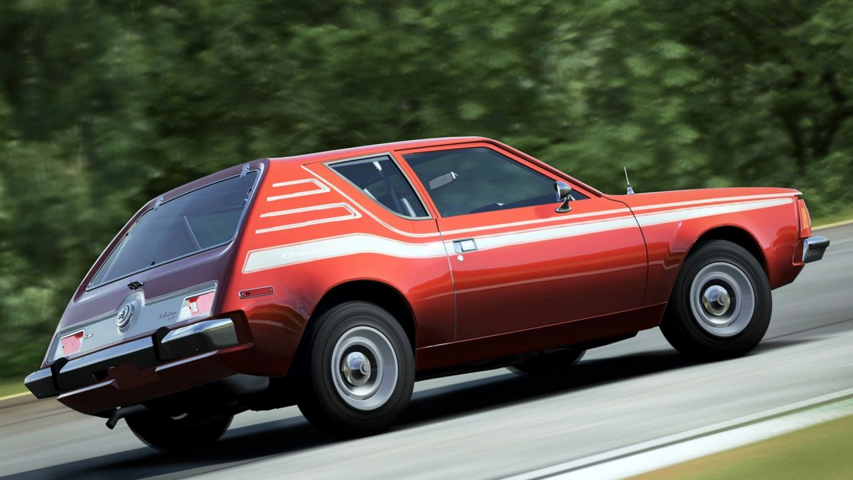 AMC GREMLIN muscle classic wallpaper
